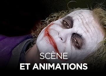 Scène animations