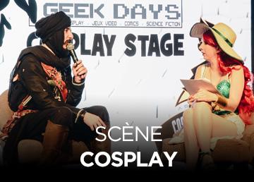 Scène Cosplay