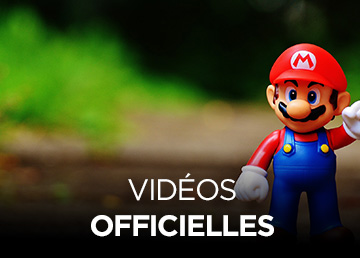 Vidéos officielles