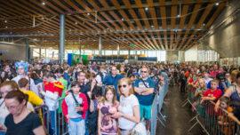 Photos de la convention Geek days à Lille qui à eu lieu du 26 au 27 mai 2018 au Grand Palais, réalisées par Mathilde Secrétain.